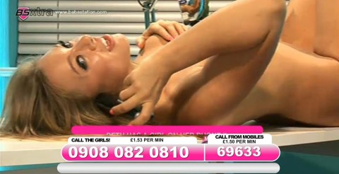 TelephoneModels.com 19 11 2013 01 40 43 480x246 Beth   Babestation TV   November 19th 2013