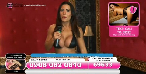 TelephoneModels.com 20 11 2013 00 05 00 480x245 Tiffany Chambers   Babestation TV   November 20th 2013