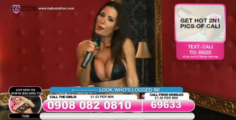 TelephoneModels.com 20 11 2013 00 05 09 480x245 Tiffany Chambers   Babestation TV   November 20th 2013