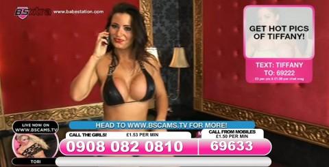 TelephoneModels.com 20 11 2013 00 22 38 480x245 Tiffany Chambers   Babestation TV   November 20th 2013