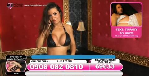 TelephoneModels.com 20 11 2013 00 22 44 480x245 Tiffany Chambers   Babestation TV   November 20th 2013