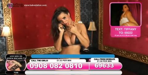 TelephoneModels.com 20 11 2013 00 24 00 480x245 Tiffany Chambers   Babestation TV   November 20th 2013
