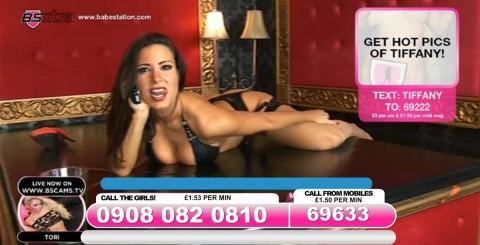 TelephoneModels.com 20 11 2013 00 25 32 480x245 Tiffany Chambers   Babestation TV   November 20th 2013