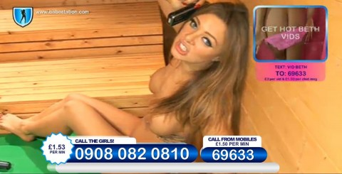 TelephoneModels.com 26 11 2013 23 37 34 480x245 Beth   Babestation TV   November 27th 2013