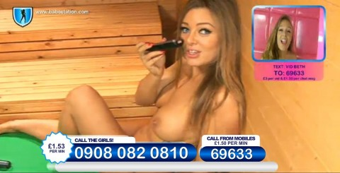 TelephoneModels.com 26 11 2013 23 37 39 480x245 Beth   Babestation TV   November 27th 2013