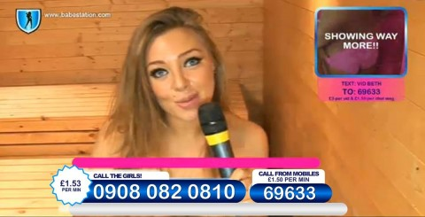TelephoneModels.com 27 11 2013 00 02 18 480x245 Beth   Babestation TV   November 27th 2013