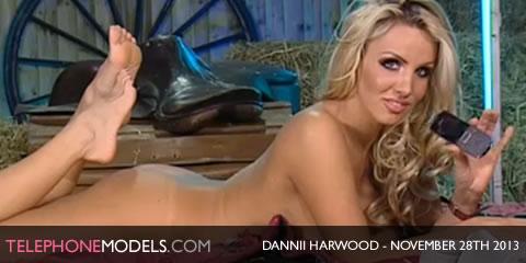 TelephoneModels.com Dannii Harwood Playboy TV Chat November 28th 2013 Dannii Harwood   Playboy TV Chat   November 28th 2013