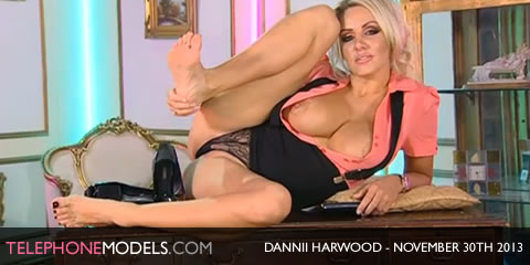 TelephoneModels.com Dannii Harwood Playboy TV Chat November 30th 2013 Dannii Harwood   Playboy TV Chat   November 30th 2013