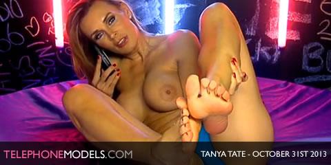 TelephoneModels.com Tanya Tate Studio 66 TV October 31st 2013 Tanya Tate   Studio 66 TV   October 31st 2013