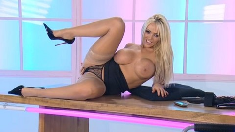 TelephoneModels.com 18 12 2013 02 02 51 480x270 Lucy Zara   Playboy TV Chat   December 18th 2013