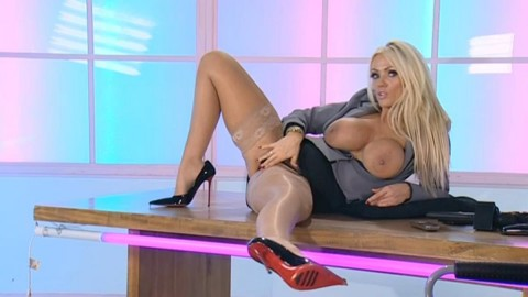 TelephoneModels.com 18 12 2013 02 07 05 480x270 Lucy Zara   Playboy TV Chat   December 18th 2013