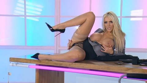 TelephoneModels.com 18 12 2013 02 07 36 480x270 Lucy Zara   Playboy TV Chat   December 18th 2013