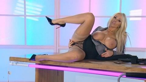 TelephoneModels.com 18 12 2013 02 07 49 480x270 Lucy Zara   Playboy TV Chat   December 18th 2013
