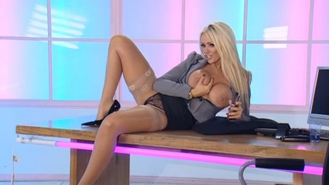 TelephoneModels.com 18 12 2013 02 49 58 480x270 Lucy Zara   Playboy TV Chat   December 18th 2013