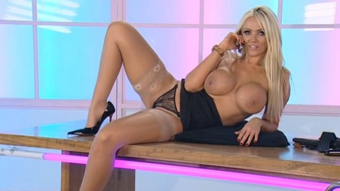TelephoneModels.com 18 12 2013 03 03 51 480x270 Lucy Zara   Playboy TV Chat   December 18th 2013