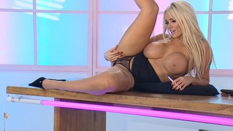 TelephoneModels.com 18 12 2013 03 06 06 480x270 Lucy Zara   Playboy TV Chat   December 18th 2013