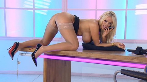 TelephoneModels.com 18 12 2013 03 13 18 480x270 Lucy Zara   Playboy TV Chat   December 18th 2013