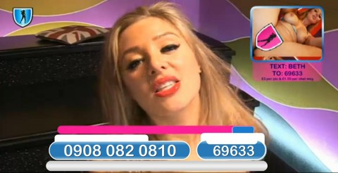 TelephoneModels.com 30 01 2014 02 00 06 480x246 Beth   Babestation TV   January 30th 2014