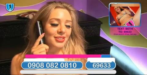 TelephoneModels.com 30 01 2014 02 01 34 480x246 Beth   Babestation TV   January 30th 2014