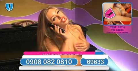 TelephoneModels.com 30 01 2014 02 03 51 480x246 Beth   Babestation TV   January 30th 2014