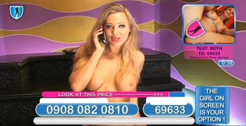 TelephoneModels.com 30 01 2014 02 29 41 480x246 Beth   Babestation TV   January 30th 2014