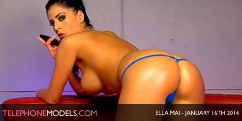 TelephoneModels.com Ella Mai Studio 66 TV January 16th 2014 Ella Mai   Studio 66 TV   January 16th 2014