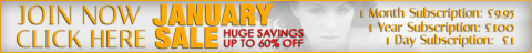 januarysale2014 480x48 Studio 66 TV January Sale   Up To 60% Off!
