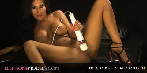 TelephoneModels.com Elicia Solis Babestation Unleashed February 17th 2014 Elicia Solis   Babestation Unleashed   February 17th 2014
