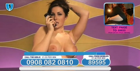 TelephoneModels.com 03 03 2014 22 14 51 480x244 Paige Turnah   Babestation TV   March 4th 2014