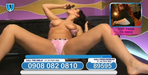 TelephoneModels.com 03 03 2014 22 23 54 480x244 Paige Turnah   Babestation TV   March 4th 2014