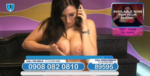 TelephoneModels.com 03 03 2014 22 29 03 480x244 Paige Turnah   Babestation TV   March 4th 2014