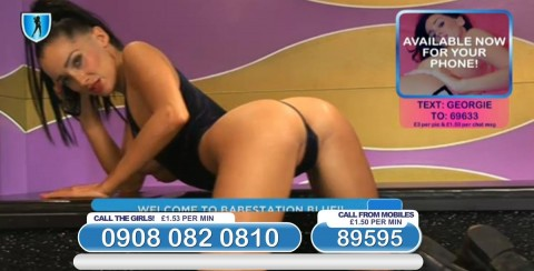 TelephoneModels.com 03 03 2014 22 54 27 480x244 Georgie Darby   Babestation TV   March 4th 2014