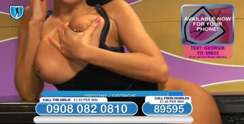 TelephoneModels.com 03 03 2014 22 54 53 480x244 Georgie Darby   Babestation TV   March 4th 2014
