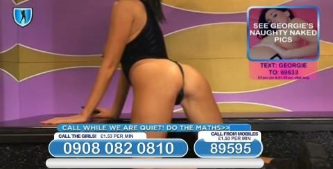 TelephoneModels.com 03 03 2014 22 57 13 480x244 Georgie Darby   Babestation TV   March 4th 2014