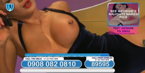 TelephoneModels.com 03 03 2014 22 58 43 480x244 Georgie Darby   Babestation TV   March 4th 2014