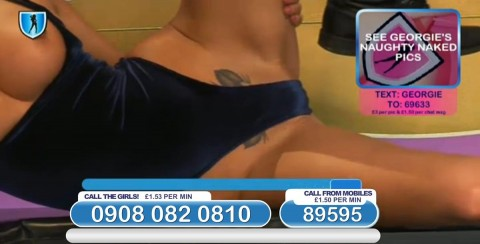 TelephoneModels.com 03 03 2014 22 59 08 480x244 Georgie Darby   Babestation TV   March 4th 2014