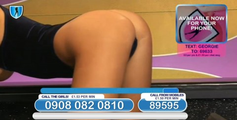 TelephoneModels.com 03 03 2014 23 02 50 480x244 Georgie Darby   Babestation TV   March 4th 2014