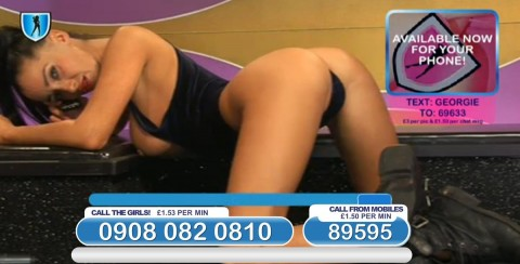 TelephoneModels.com 03 03 2014 23 04 18 480x244 Georgie Darby   Babestation TV   March 4th 2014