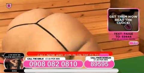 TelephoneModels.com 03 03 2014 23 40 32 480x244 Paige Turnah   Babestation TV   March 4th 2014