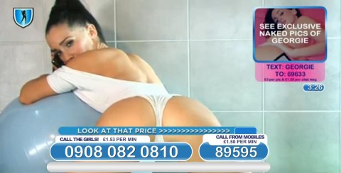TelephoneModels.com 04 03 2014 01 07 50 480x244 Georgie Darby   Babestation TV   March 4th 2014