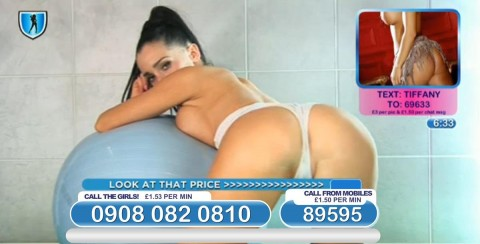 TelephoneModels.com 04 03 2014 01 13 23 480x244 Georgie Darby   Babestation TV   March 4th 2014