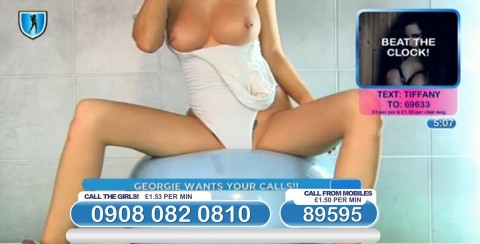TelephoneModels.com 04 03 2014 01 14 50 480x244 Georgie Darby   Babestation TV   March 4th 2014