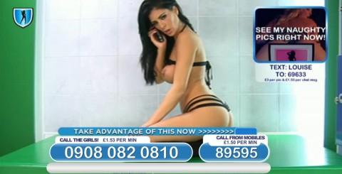 TelephoneModels.com 06 03 2014 23 27 56 480x245 Ella Mai   Babestation TV   March 7th 2014