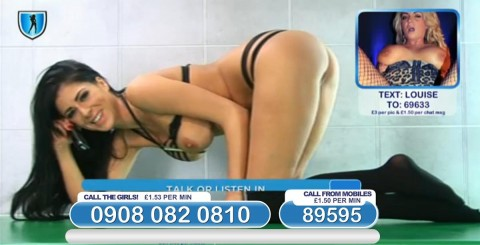 TelephoneModels.com 06 03 2014 23 30 02 480x245 Ella Mai   Babestation TV   March 7th 2014