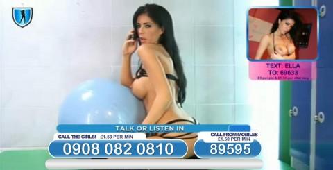 TelephoneModels.com 06 03 2014 23 49 04 480x245 Ella Mai   Babestation TV   March 7th 2014