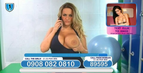 TelephoneModels.com 07 03 2014 00 02 22 480x245 Louise Porter   Babestation TV   March 7th 2014