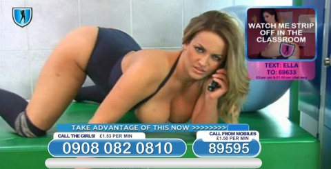 TelephoneModels.com 07 03 2014 00 07 29 480x245 Louise Porter   Babestation TV   March 7th 2014