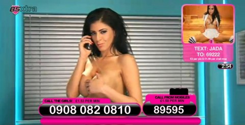 TelephoneModels.com 07 03 2014 00 53 19 480x245 Ella Mai   Babestation TV   March 7th 2014