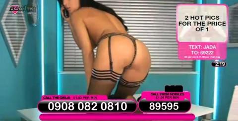 TelephoneModels.com 07 03 2014 00 53 54 480x245 Ella Mai   Babestation TV   March 7th 2014