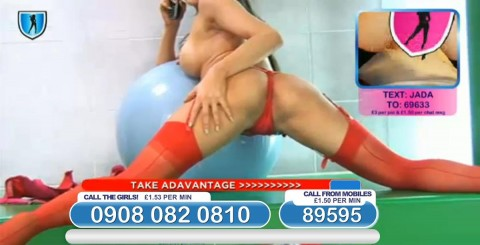 TelephoneModels.com 07 03 2014 01 16 20 480x245 Jada   Babestation TV   March 7th 2014